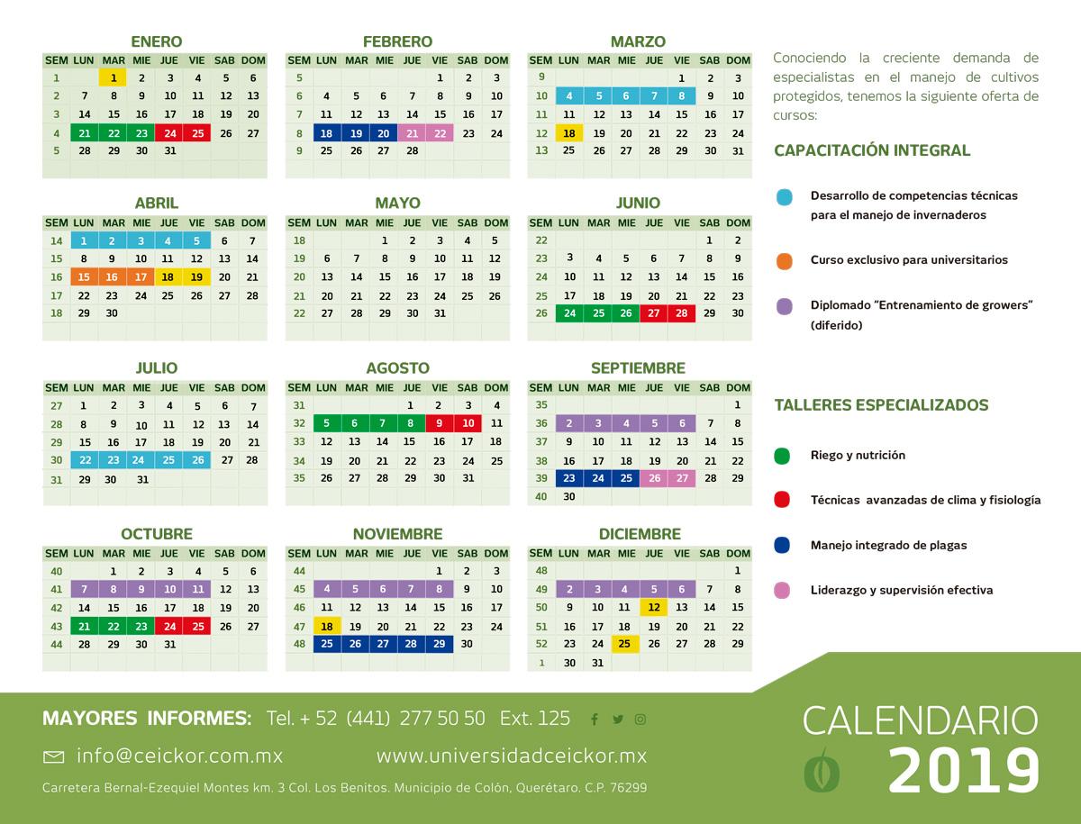 CEICKOR-Calendario-de-Cursos-2019
